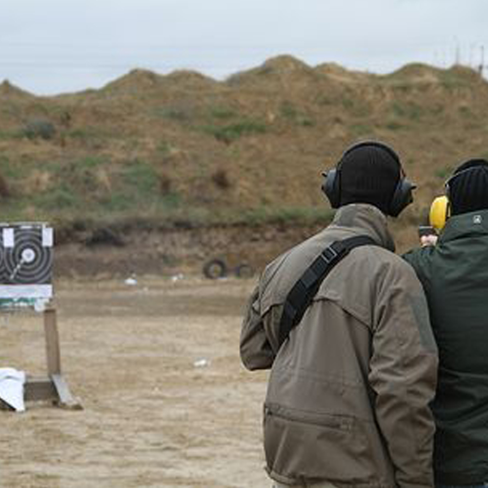 Kiev shooting range An Exclusive Military Tour and Experience you